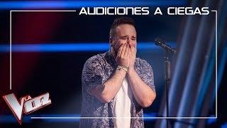 Juanfra canta 'City of stars'   Audiciones a ciegas   La Voz Antena 3 2019