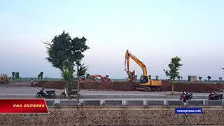 Lăng mộ Trần Đại Quang gây tranh cãi (VOA)