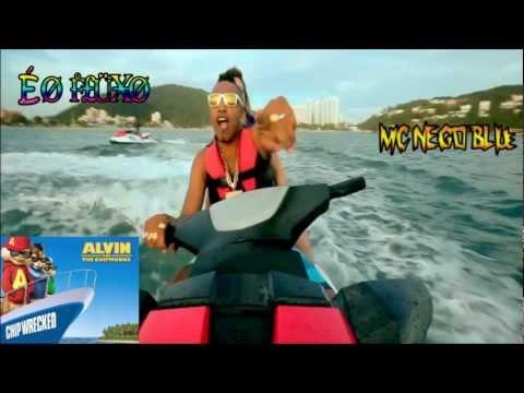 Baixar MC Nego Blue - È O Fluxo ♫♪ HD (Alvin e os Esquilos)