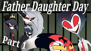 Father Daughter Day Part 1 Original Helluva Boss Comic Dub