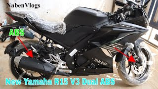 Yamaha R15 v3 0 Black Edition MATTE BLACK Videos - mp3toke