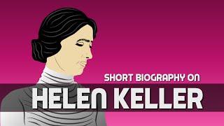 Helen Keller (Biography for Children) Educational Cartoon Network (Youtube for Kids)
