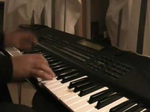 DIOS ESTA AQUI PIANO