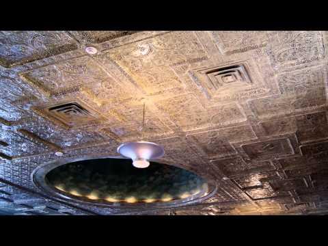 Custom Metal Ceilings by Bastille Metal Works