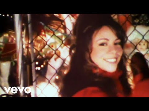 09. Mariah Carey - All I Want For Christmas Is You