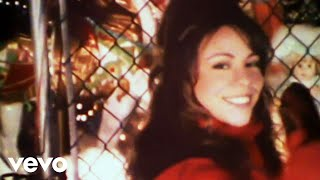 Mariah Carey - All I Want For Christmas Is You (version 1: colour)