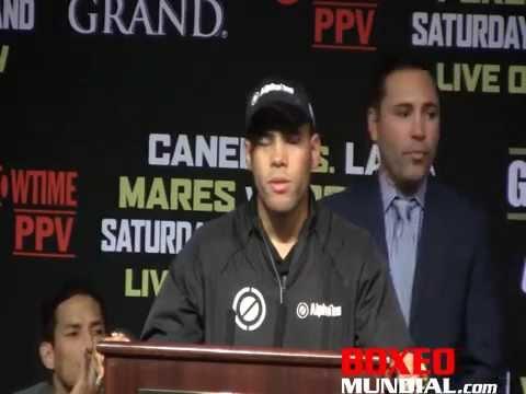 Baixar JuanMa Lopez vs Francisco Vargas : Ultima conferencia de prensa previo al duelo