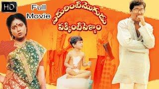 Edurinti Mogudu Pakkinti Pellam Telugu Full Length Comedy Movie || Rajendra Prasad, Divyavani