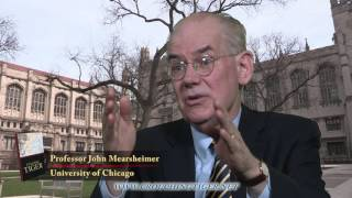Crouching Tiger: John Mearsheimer on Strangling China & the Inevitability of War