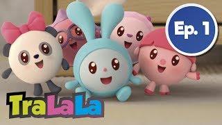BabyRiki - Balansoarul (Ep. 1) Desene animate | TraLaLa