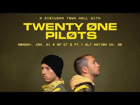 twenty one pilots - SiriusXM Town Hall Alt Nation 2019 (Full Audio Broadcast)