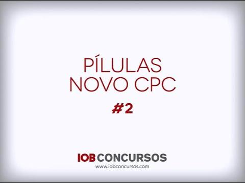 Pílulas Novo CPC - #2 - Profº Costa Machado