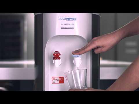 Descubre la nueva forma de beber en casa con Aquaservice
