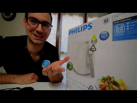 video Philips Airfryer HD9216 Daily Collection