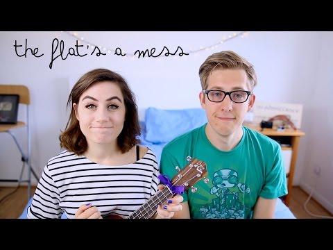 The Flat's a Mess - feat. Evan Edinger