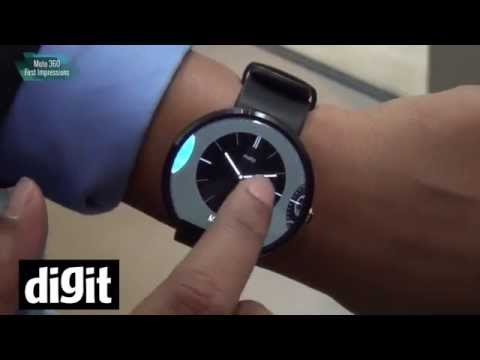 Moto 360   First Impressions