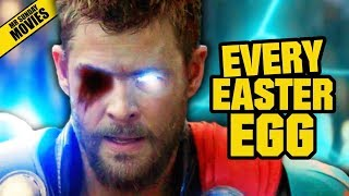 THOR: RAGNAROK - Unknown Easter Eggs, Cameos & Post Credits