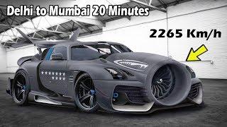 World's Fastest Jet Engine Vehicles | दुनिया के सबसे तेज़ रफ़्तार वाले जेटइंजन वाहन