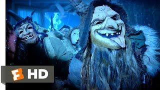 Krampus - Elves From Hell Scene (7/10) | Movieclips