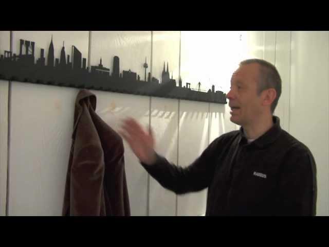 Radius st dtegarderobe k ln designer garderobe - Designermobel bremen ...