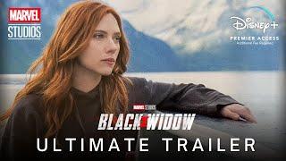 BLACK WIDOW (2021)   NEW ULTIMATE TRAILER   Marvel Studios & Disney+ Premier Access