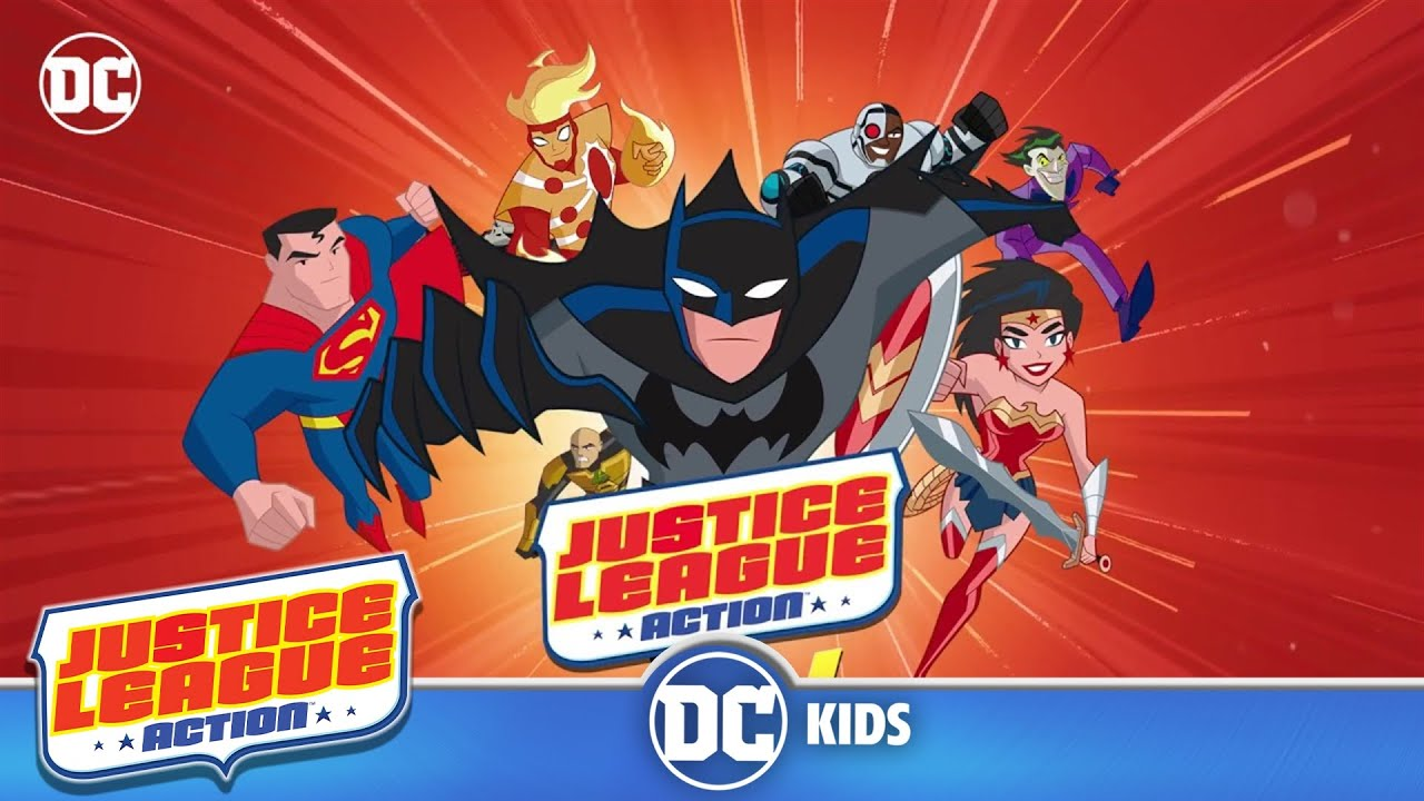 Играй Justice League Action Run На ПК 2