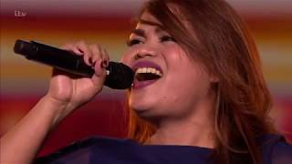 The X Factor UK 2018 Sephy Francisco Auditions Full Clip S15E05