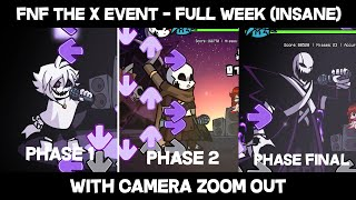 Final Boss! | Friday Night Funkin Mod Showcase The X Event - FULL WEEK Update (Hard/Inside)