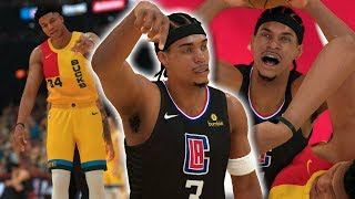 Nba 2k19 MyCareer: Calvin Cambridge - Down By 19 In FIRST HALF!!! Teammates Didn't Show Up To Play