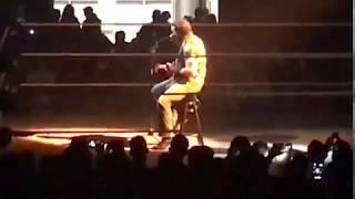 ELIAS parla in italiano al tour WWE di Torino