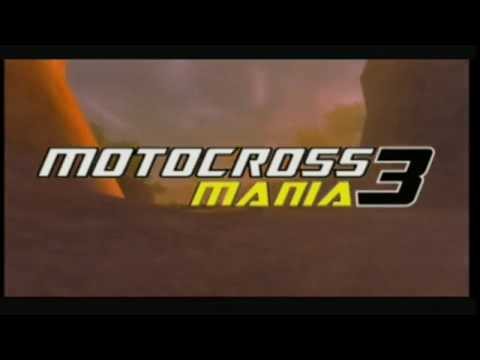 "[Ps2] Introduction du jeu ""Motocross Mania 3"" de 2K Games (2005 ..."