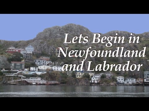 Lets Begin in Newfoundland and Labrador