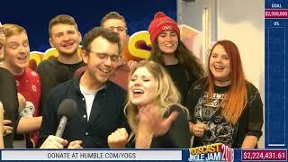 The Yogscast do a pitch perfect rendition of Bohemian Rhapsody (Karaoke 2018)