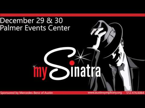 My Sinatra with the Austin Symphony