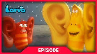 LARVA - COCOON | Cartoon Movie | Cartoons For Children | Larva Cartoon | LARVA Official