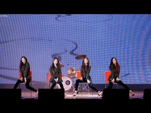 150124 레드벨벳 (Red Velvet) Be Natural [전체]직캠 Fancam (가든스테이지) by Mera