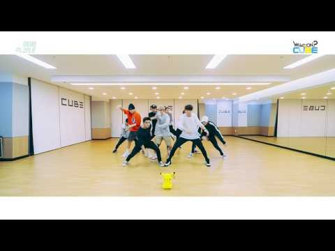 PENTAGON(펜타곤) - '예뻐죽겠네(Critical Beauty)' (Choreography Practice Video)
