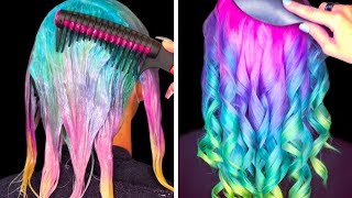 COLORFUL HAIR IDEAS THAT ARE SO COOL