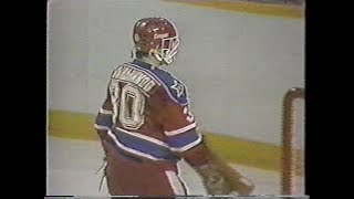 1985 Edmonton Oilers (Canada) - CSKA (Moscow, USSR) 3-6 Friendly hockey match (Super Series)
