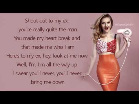 Little Mix - Shout Out To My Ex (Lyrics)