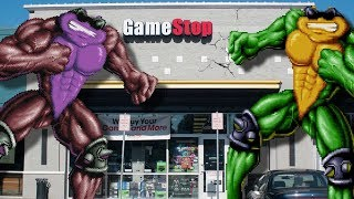 Gamestop's Battle with Toads