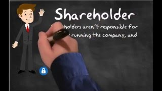 Difference between shareholder and stakeholder explained in 2 mins