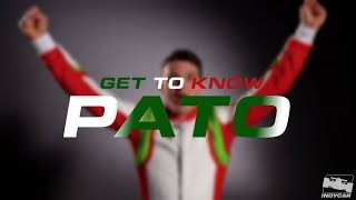 Get to know INDYCAR rookie Patricio O'Ward