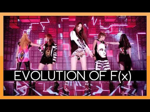 EVOLUTION OF f(x) (에프엑스) - Tribute to K-POP LEGENDS