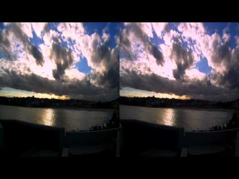 GoPro 3D - My Best 3D Timelapse Footage Of The Year