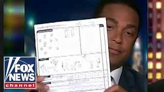 CNN's Don Lemon has trouble with cognitive test after mocking Trump