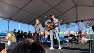 Shallow by Sheryn Regis and Sam Milby | Live at Houston Filipino Street Festival 2019 - TFC Hour
