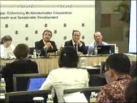 IGF2013: Making Multistakeholderism More Equitable And Transparent