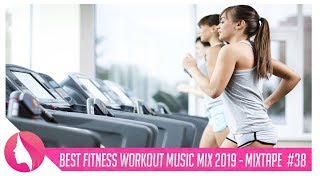 Top 10 Fitness workout songs #38 ♫ Female Vocal Mix 2019 ♫ Cardio workout music ♫ Yoga music 2019