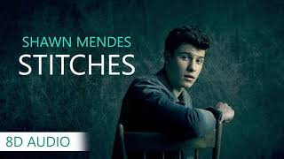 Shawn Mendes - Stitches   8D Audio    Dawn of Music   
